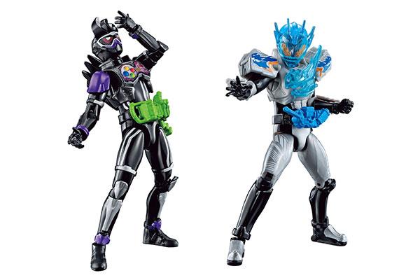 RKF新作!仮面ライダーゲンム レベル0&仮面ライダークローズチャージが2019年5月発売!