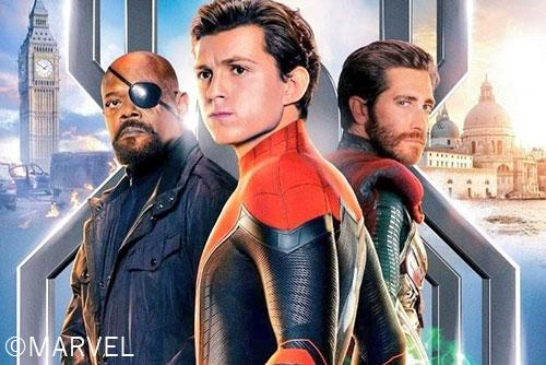 『スパイダーマン:ファー・フロム・ホーム』のキャラ別ポスターが公開!ミステリオはやっぱり敵か?