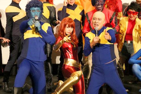 えなこ、ガリットチュウ登壇!『X-MEN:ダークフェニックス』ファンイベントレポート!