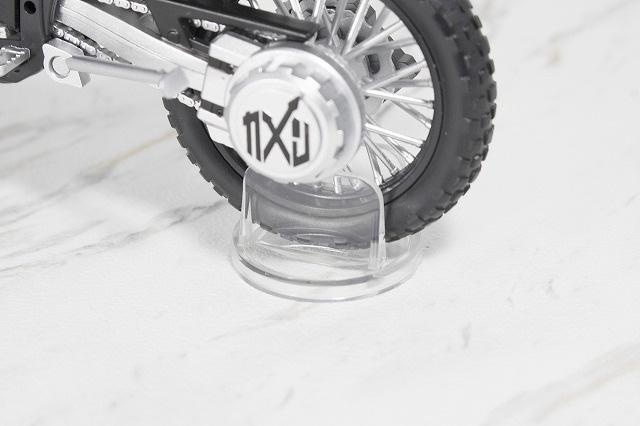 S.H.フィギュアーツ ライドストライカー ジカンギレード ジカンザックス レビュー 付属品 台座