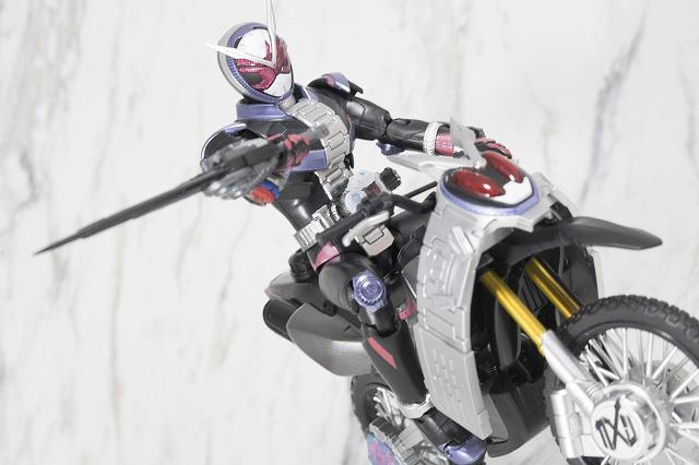 S.H.フィギュアーツ ライドストライカー ジカンギレード ジカンザックス レビュー アクション 仮面ライダージオウ