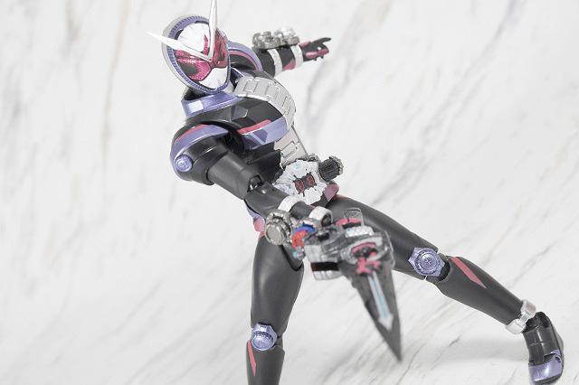 S.H.フィギュアーツ ライドストライカー ジカンギレード ジカンザックス レビュー アクション 仮面ライダージオウ ケンモード