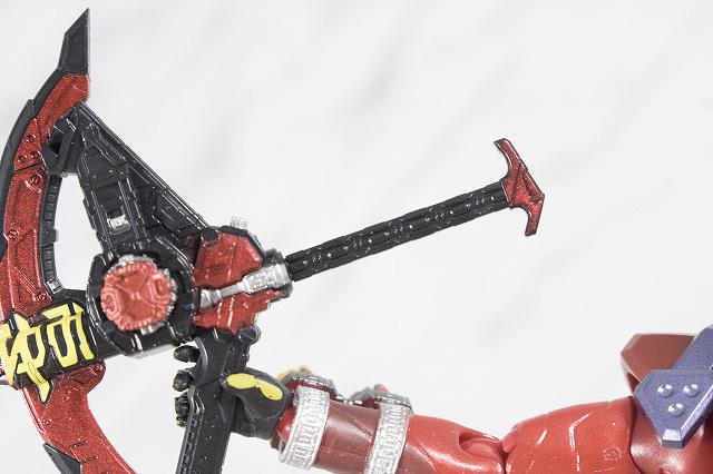 S.H.フィギュアーツ ライドストライカー ジカンギレード ジカンザックス レビュー ジカンザックス ゆみモード