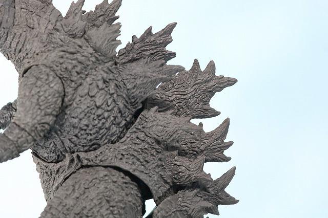 S.H.モンスターアーツ ゴジラ 2019 キング・オブ・モンスターズ レビュー 全身