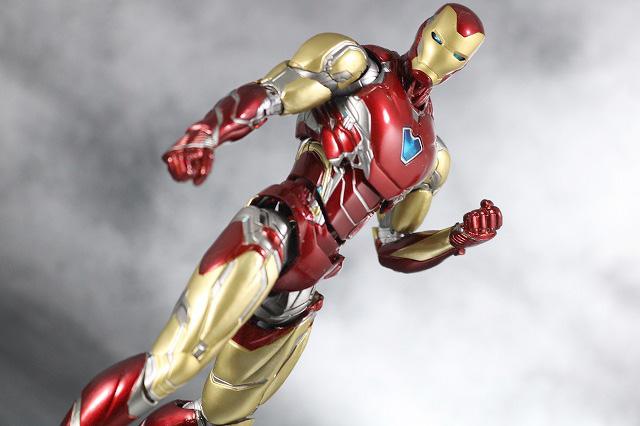 S.H.フィギュアーツ アイアンマン マーク85 レビュー アクション アベンジャーズ エンドゲーム