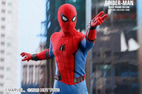 ホットトイズ新作!『FFH』プロモエディション版スパイダーマンが登場!実質再販アイテムか?