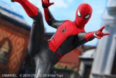 【予約開始】ホットトイズ新作!『スパイダーマン:FFH』登場のアップグレードスーツが2021年2月発売決定!