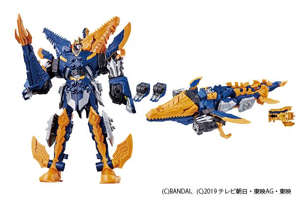 【予約開始】新騎士竜『DXキシリュウネプチューン』が2019年7月13日に発売決定!ディメボルケーノとも合体!