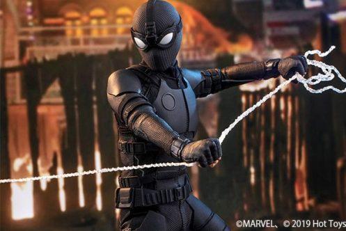 【予約開始】ホットトイズ新作!『スパイダーマン:FFH』登場新スーツのステルススーツが2020年発売!DXセットにはモルテンマン台座も!