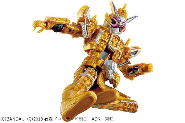 RKF新作!最強フォーム・仮面ライダーグランドジオウが2019年6月に発売!