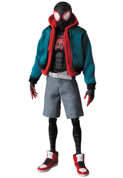 MAFEX スパイダーマン マイルス・モラレズ スパイダーバース