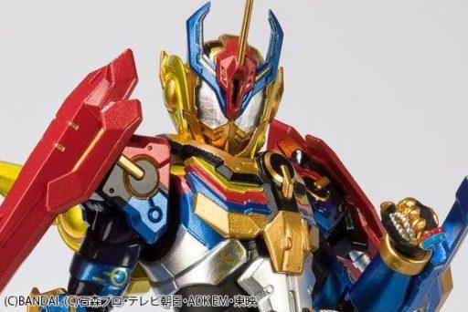 S.H.フィギュアーツ新作!仮面ライダーグリス パーフェクトキングダムが2020年2月限定発売!
