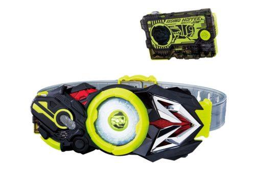 ゼロワンに変身!「DX飛電ゼロワンドライバー」が2019年8月31日に発売!プログライズキーで変身!