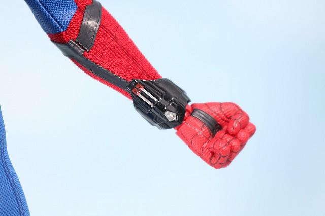 ホットトイズ ムービーマスターピース スパイダーマン ムービープロモエディション ホームカミング レビュー 全身