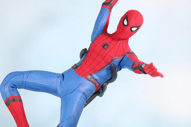 ホットトイズ ムービーマスターピース スパイダーマン ムービープロモエディション ホームカミング レビュー アクション