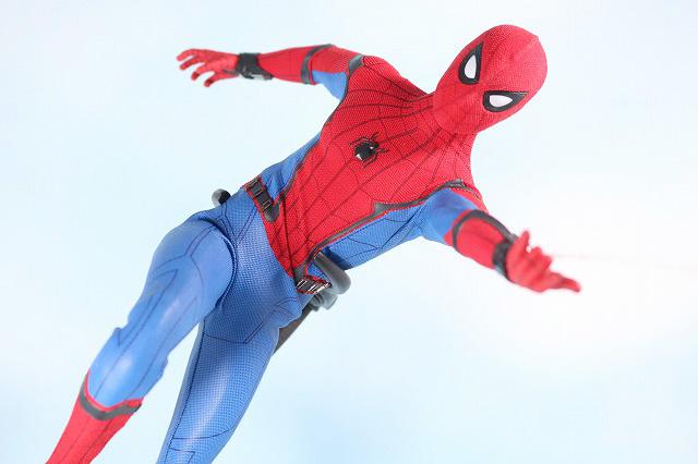 ホットトイズ ムービーマスターピース スパイダーマン ムービープロモエディション ホームカミング レビュー