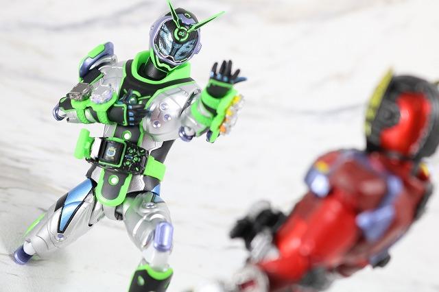 S.H.フィギュアーツ 仮面ライダーウォズ レビュー アクション 仮面ライダーゲイツ
