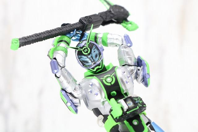 S.H.フィギュアーツ 仮面ライダーウォズ レビュー アクション