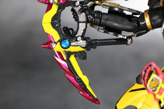 S.H.フィギュアーツ 仮面ライダーレーザー チャンバラバイクゲーマー レベル3 レビュー 付属品 ガシャコンスパロー