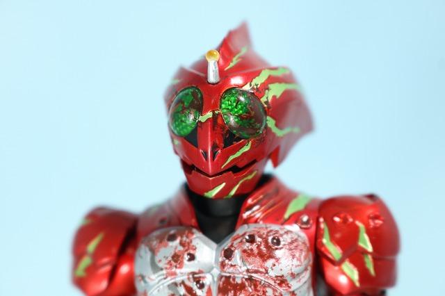 仮面ライダーアマゾンズ 最後ノ審判セット レビュー アマゾンアルファ 全身