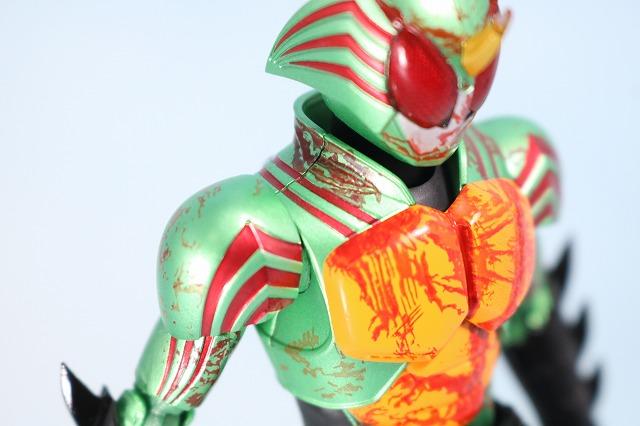 仮面ライダーアマゾンズ 最後ノ審判セット レビュー アマゾンオメガ 全身