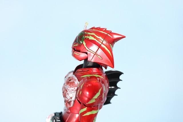 仮面ライダーアマゾンズ 最後ノ審判セット レビュー アマゾンアルファ 可動範囲