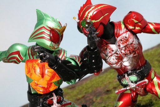 S.H.フィギュアーツ 仮面ライダーアマゾンズ 最後ノ審判セット レビュー