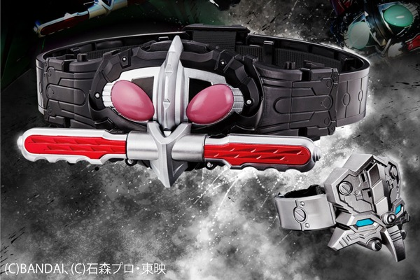 【予約開始】CSM新作!「アマゾンズドライバー」が2019年12月発売決定!3人のアマゾンライダーに変身可能!充血発光も!