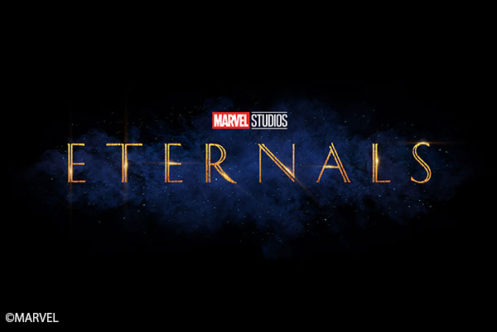 『THE ETERNALS』、正式タイトルが『ETERNALS』に変更に - 公式ロゴのフォントも変更か