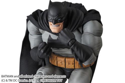 MAFEX新作!バットマン(ダークナイトリターンズ)が2020年8月に発売決定!