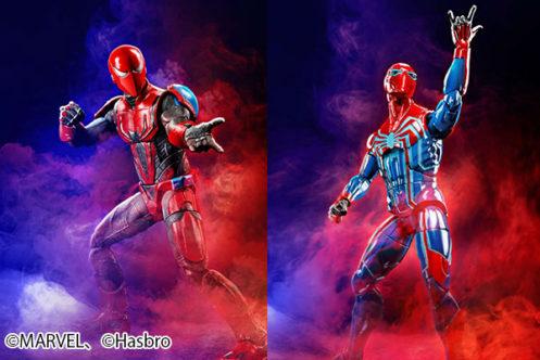【予約開始】マーベルレジェンド新作!ゲームより「スパイダーマン マーク3」&「ベロシティースーツ」が発売!