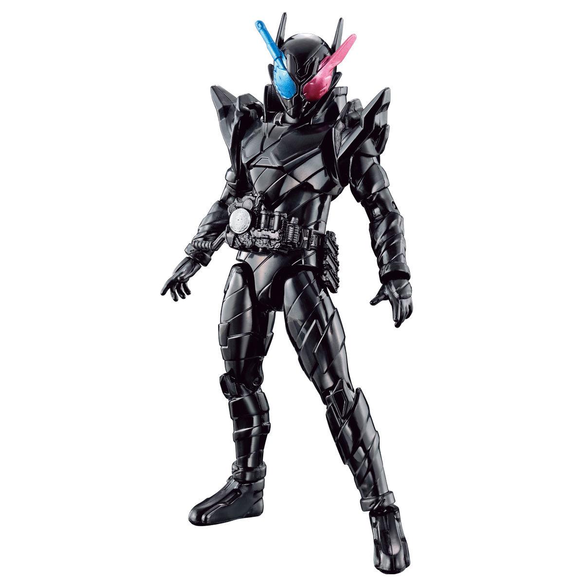 RKF RIDER KICK'S FIGURE 仮面ライダービルド ラビットタンクハザードフォーム