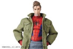 MAFEX新作!『スパイダーバース』のスパイダーマン(ピーター・B・パーカー)が2021年1月に発売決定!