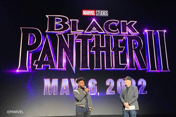 マーベル新作!『ブラックパンサー2』が2022年5月6日に全米公開決定!ライアン・クーグラー監督が続投!