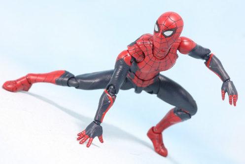 S.H.フィギュアーツ スパイダーマン アップグレード・スーツ(ファー・フロム・ホーム) レビュー