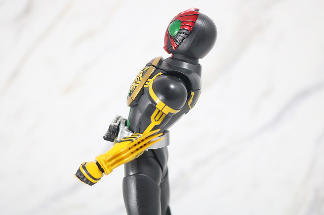 S.H.フィギュアーツ 仮面ライダーオーズ タトバコンボ 真骨彫製法 可動範囲
