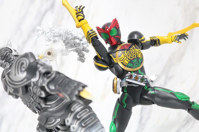 S.H.フィギュアーツ 仮面ライダーオーズ タトバコンボ 真骨彫製法 アクション ガメル