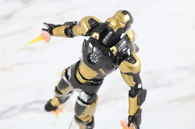 S.H.フィギュアーツ アイアンマン マーク20 パイソン レビュー アクション