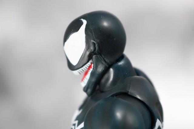 MAFEX マフェックス ヴェノム コミックVer レビュー 可動範囲