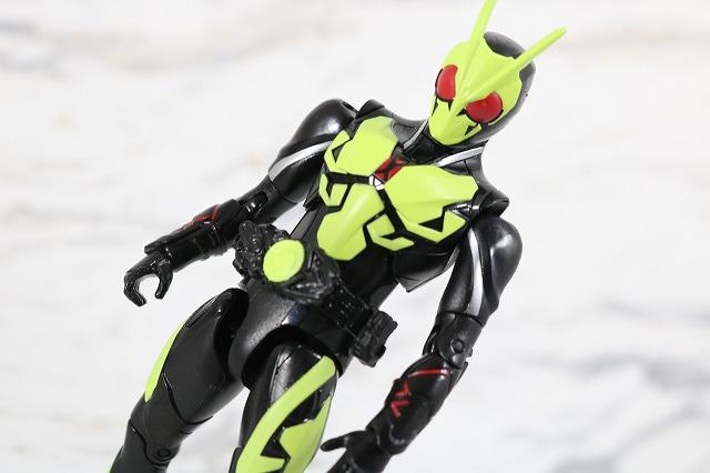 RKF RIDER KICK'S FIGURE 仮面ライダーゼロワン ライジングホッパー レビュー アクション