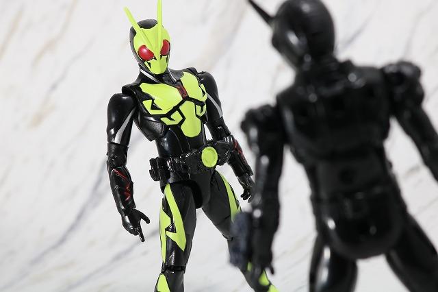 RKF RIDER KICK'S FIGURE 仮面ライダーゼロワン ライジングホッパー レビュー アクション 仮面ライダージオウ