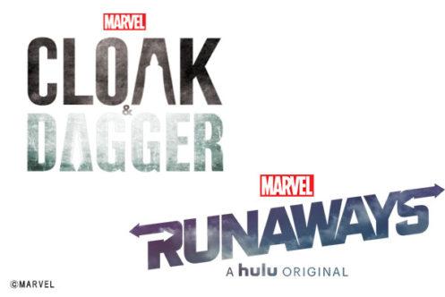マーベルドラマ『ランナウェイズ』と『クローク&ダガー』がクロスオーバー決定!Huluで配信!