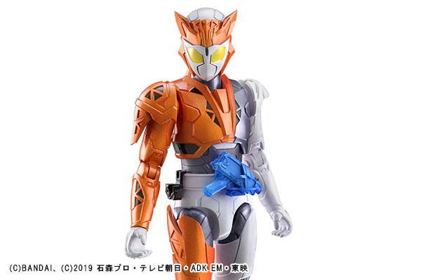 RKF新作!『仮面ライダーバルキリー ラッシングチーター』が2019年9月下旬に発売決定!