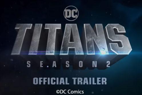 DCドラマ『タイタンズ』シーズン2の予告編が公開!ブルース・ウェイン、デスストローク現る!