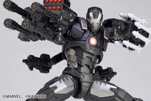 アメイジングヤマグチ新作!ウォーマシンが2020年2月に発売!重武装を完全再現!