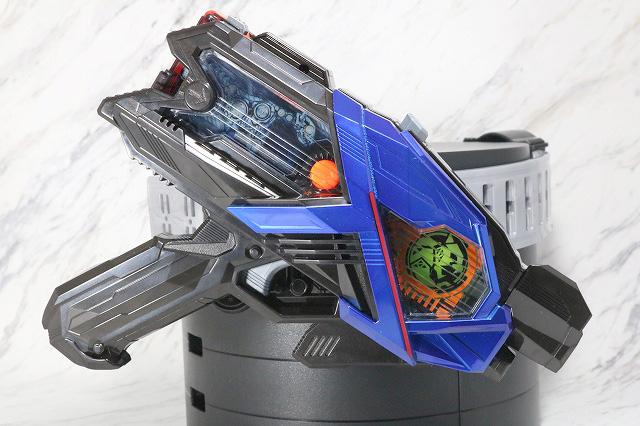 DXプログライズホルダー ラッシングチータープログライズキー レビュー 音声ギミック エイムズショットライザー