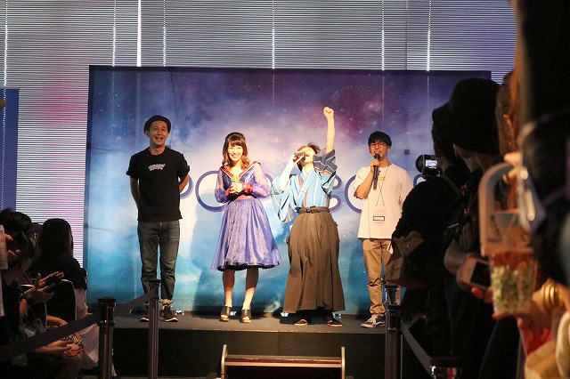 THE POP-CON FANS レポート