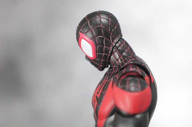 MAFEX スパイダーマン マイルス・モラレス 可動範囲
