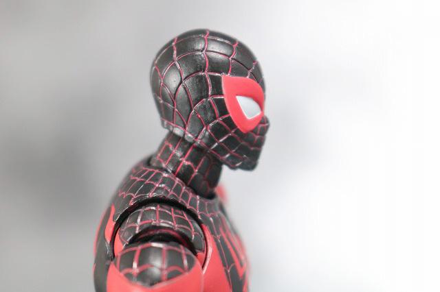 MAFEX スパイダーマン マイルス・モラレス 付属品 差し替え頭部