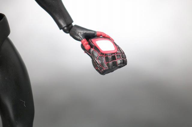 MAFEX スパイダーマン マイルス・モラレス 付属品 マスク